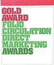 Folio Circulation Direct Mail Awards