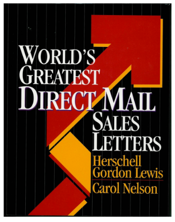 world's greatest direct sales letters