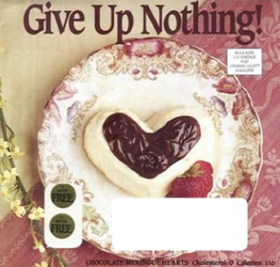 give up nothing