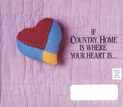 image of Country Home direct mail envelope