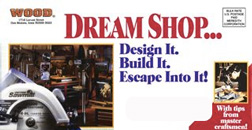 image of Dream Shop direct mail envelope