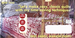 image of Quick Classic Quilts direct mail envelope