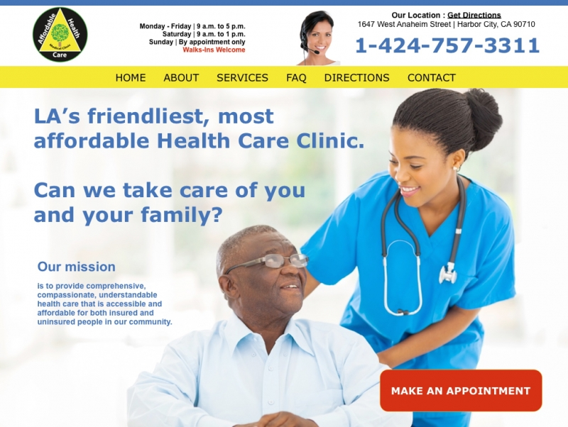 Affordable Health Care Clinic
