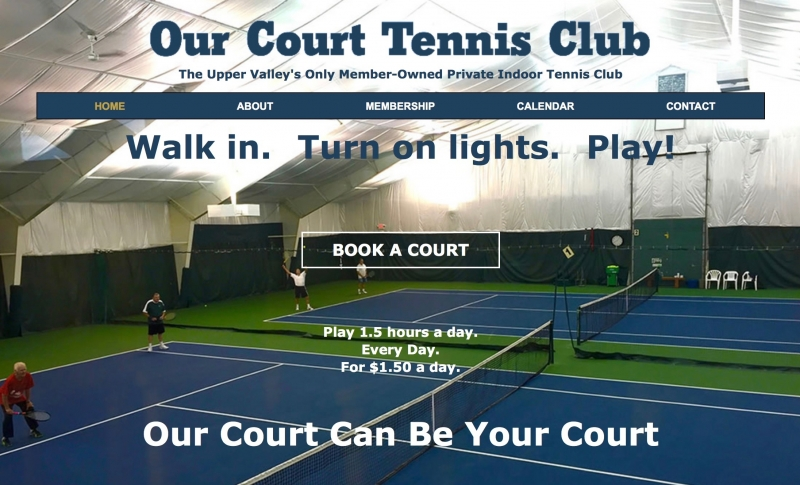 Our Court Tennis Club