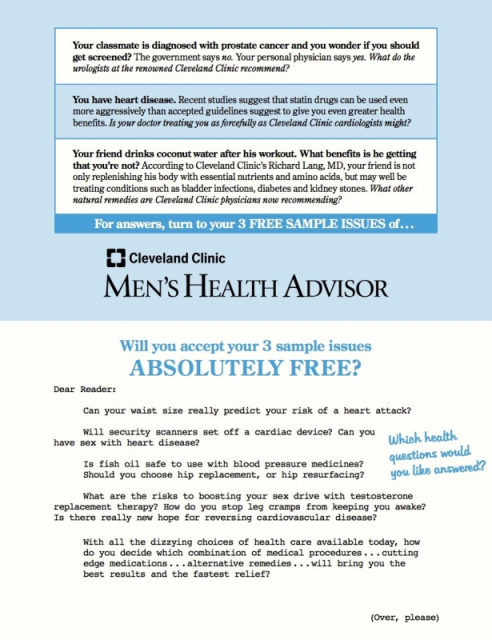 Cleveland Clinic Men's Health